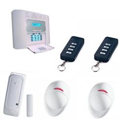 Alarm huis PowerMaster30 kit Visonic
