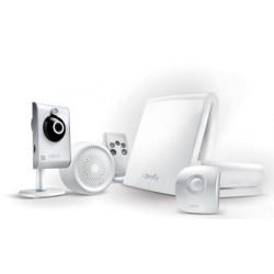 Tahoma Serenità Essenziali Video - Somfy pack allarme collegato con la macchina fotografica
