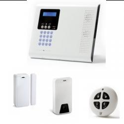 Iconnect - Pack alarme Iconnect IP / RTC avec détecteur caméra
