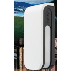Acessórios optex BXS-ST Escudo - Detector de alarme com fio de cortina de fora