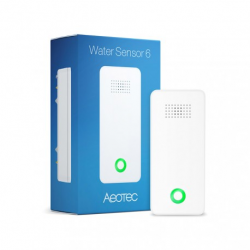 AEOTEC ZW122-TENIDO de agua Detector de Z-Wave Plus Sensor de Agua 6