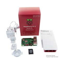 Raspberry Pi 3 CPU de 1,4 Ghz