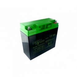 Energy Power - Batterie 12V 2.2 Ah pour alarme