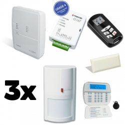Alarme sans fil DSC ALEXOR GSM