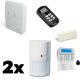 DSC - Pack alarme DSC ALEXOR F2