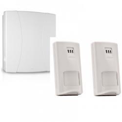 Risco de alarma LightSYS - Pack central de alarma con cable