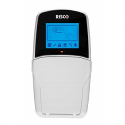 Risco LightSYS RP432KPP - LCD Keypad badge reader