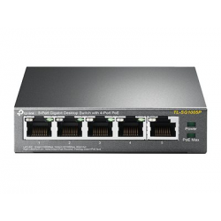 TP-LINK - Switch 5 ports POE