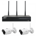 Dahua pack cctv WIFI 2 cameras 2MP