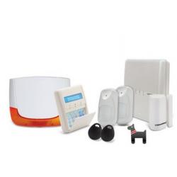 Agility Risco - Alarme maison sans fil IP NFA2P avec sirène