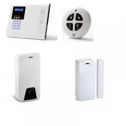 Iconnect - Alarm haus - Pack Iconnect IP - / GSM-detektor-kamera
