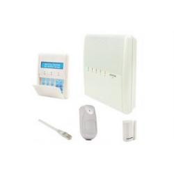 La agilidad del Risco - Alarma casa IP inalámbrica del detector de la cámara NFA2P