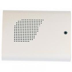 SX - Sirena de alarma con cable interior de auto-alimentado cuadro de metal Altec
