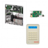 Central de alarma Galaxy Flex 20 - Central de alarma Honeywell 20 zonas con teclado MK8