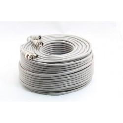 Câble réseaux S/FTP CAT6A - Cordon 20m