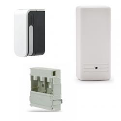 Optex BXS-R Shield - Détecteur alarme sans fil rideaux extérieur