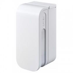 Optex BXS-R Shield White - Détecteur alarme sans fil rideaux extérieur