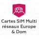 Abonnement M2M - Abonnement multi-opérateurs 10MO