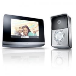 Pack Somfy visiophone tactile V500 avec écran supplémentaire