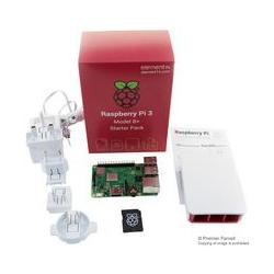 Jeedom - Pack démarrage Raspberry Pi 3 Z-Wave PLus