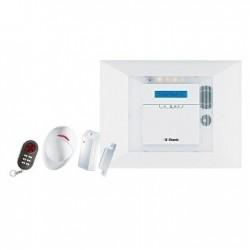 Alarm POWERMAX PRO - VISONIC pack huis van het type F1 / F2