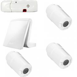 Tahoma, Premium Pack calefacción - Somfy Tahoma Prima de la válvula de Danfoss