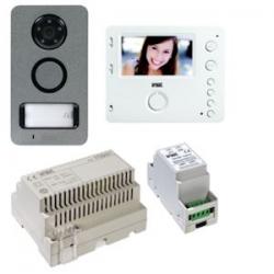 KONX KW01 Gen2+ - Portier video WiFi of Ethernet / IP Gen2