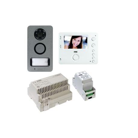 Urmet 1722/83 - Portier vidéo WIFI / IP