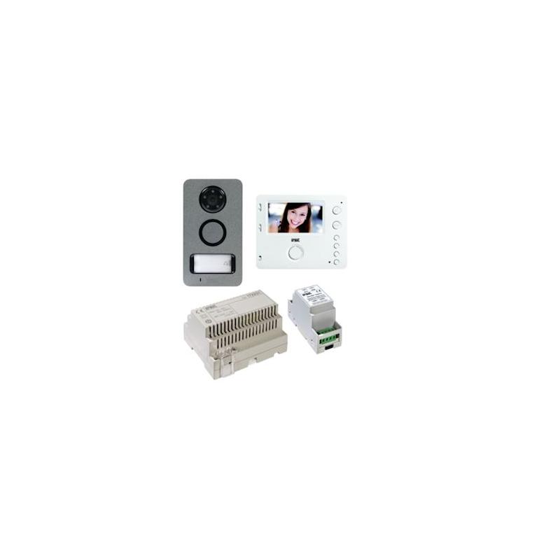 urmet 1722 83 portier vid o wifi ip. Black Bedroom Furniture Sets. Home Design Ideas