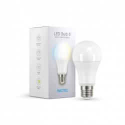 AEOTEC ZWA001 - Bombilla LED de luz blanca de Z-Wave Más