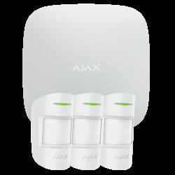 Alarm Ajax HUBKIT-PRO-W - Pack alarm IP / GPRS