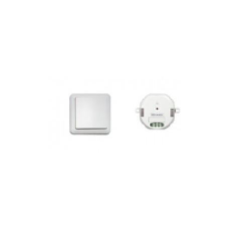 Interrupteur sans fil CHACON 54507 émetteur + un module 200 w récepteur