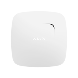 Alarma Ajax FIREPROTECT-W - Sensor de humo blancir