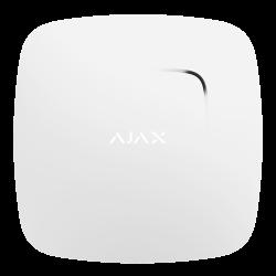 Alarma Ajax FIREPROTECTPLUS-W - Detector de humo y monóxido de carbono blanco