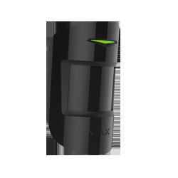 Alarme Ajax MOTIONPROTECTPLUS-B - Détecteur PIR double technologie noir
