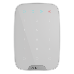Alarm Ajax-KEYPAD-W - Keyboard-white