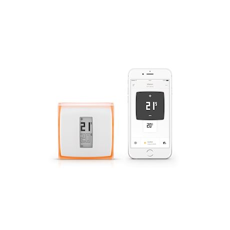Netatmo NTH01-PRO - Thermostat connecté