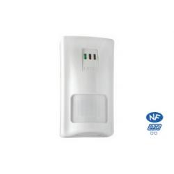 Risco iWise RK815DTB000A - Detector de movimiento con anti-máscara