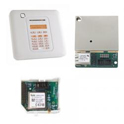 Visonic PowerMaster 10 Central de alarma del PSTN / DTMF