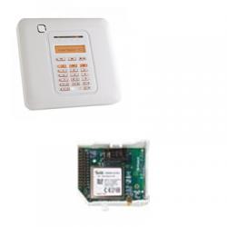 Visonic PowerMaster 10 Triple V19.4 - Centrale alarme GSM