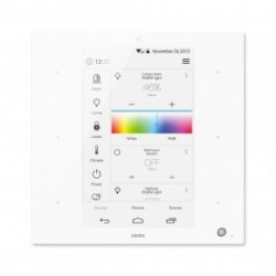 ZIPATO - ZIPATILE - Controller parete Z-Wave Plus all-in-one bianco