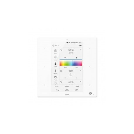 Zipato Zipatile - Controller wall mounted Z-Wave Plus white