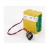 Visonic Pile lithium - Pile lithium 7,2V / 1,3Ah pour centrale PowerMax PLus