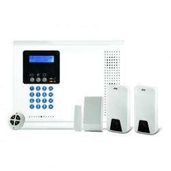 Kit de alarma de Iconnect - Kit de alarma IP / GSM
