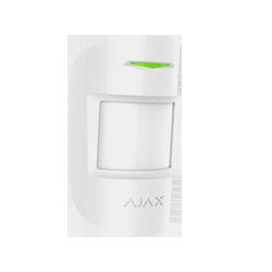 Alarm Ajax MOTIONPROTECTPLUS-W - PIR dual technology, white
