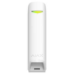Ajax CURTAINPROTECT-W - Sensor black curtain
