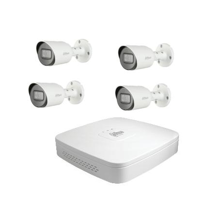 Dahua Kit video surveillance - can be connected 4 cameras HD-CVI 2 Megapixel