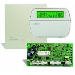 Kit de PC1616 DSC central de alarma + teclado PK5500