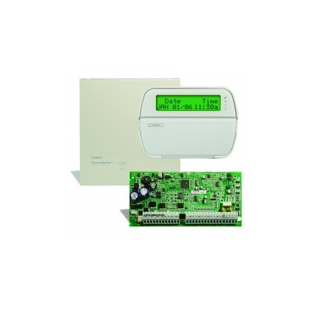 Kit centrale alarme DSC PC 1832 + clavier PK5500