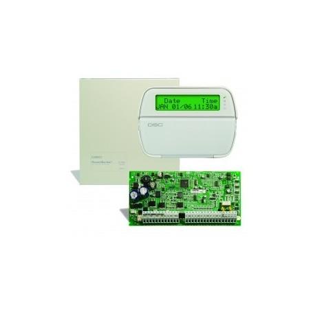 Kit PC1832 zentrale alarm DSC + tastatur PK5500